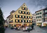 Hôtel Zoug - Boutique Hotel Schwan-1