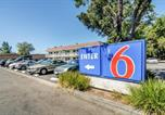 Hôtel Stockton - Motel 6 Stockton North-2