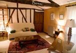 Hôtel Fleurance - La chambre la Tricherie-3