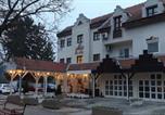 Hôtel Pécs - Siesta Club Hotel-4