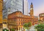 Hôtel Le grand aquarium - The Fullerton Hotel Sydney-1