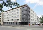 Hôtel Montgermont - Séjours & Affaires Rennes Villa Camilla-2