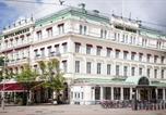 Hôtel Göteborg - Hotel Eggers-1