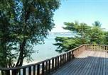 Hôtel Bo Phut - Replay Pool Villa Beachfront Samui-4