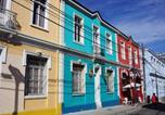 Location vacances Valparaíso - Puerta Escondida Bed & Breakfast-1
