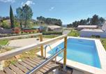 Location vacances Joannas - Two-Bedroom Holiday Home in Chassiers-3