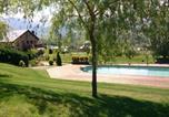Location vacances Osséja - Casa con encanto, jardín, vistas y piscina-1