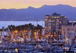 Hôtel 5 étoiles Cannes - Radisson Blu 1835 Hotel & Thalasso, Cannes