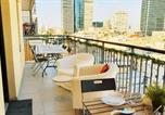 Location vacances Tel Aviv-Jaffa - Brand New 2 Bedrooms Duplex - Florentine #Tl58-1