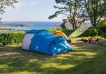 Camping  Acceptant les animaux Finistère - Sites et Paysages Le Panoramic-1