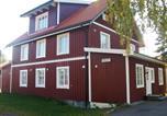 Hôtel Smedjebacken - Hedemora Logi-1