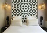 Hôtel 4 étoiles Châteauneuf-le-Rouge - Best Western Plus Hôtel La Joliette-1