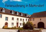 Location vacances Berdorf - Ferienwohnung in historischem Bauernhaus in der Eifel-1