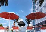 Hôtel Daytona Beach - Comfort Inn & Suites Daytona Beach Oceanfront-4