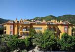 Hôtel İçmeler - Kleopatra Apartments Icmeler-4