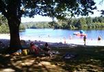 Camping en Bord de lac Limousin - Domaine du Lac de Feyt-1