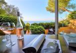 Hôtel 4 étoiles Roquebrune-Cap-Martin - Hôtel La Pérouse Nice Baie des Anges-3