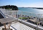 Location vacances Trégastel - Appartement avec Superbe Vue Mer et terrasse, à 100m plages à Tregastel - Ref 97-4