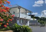 Location vacances  Martinique - Bleu Cannelle et Petimo-1