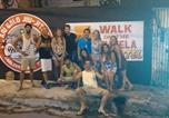 Hôtel Brésil - Walk on the Favela Hostel-1