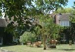 Hôtel Saint-Illiers-le-Bois - La Fermette Normande-2