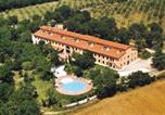 Hôtel Province d'Arezzo - Toscana Verde