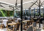 Hôtel Le Pré-Saint-Gervais - Hotel Restaurant Au Boeuf Couronné-3