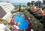 Villages vacances Cha-am - Methavalai Hotel-3