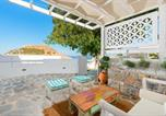 Location vacances Lindos - Lindos Above chill out bungalow-2