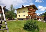 Location vacances Sankt Johann im Pongau - Pension Alpenblick-4