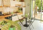 Location vacances Valros - Three-Bedroom Holiday Home in Tourbes-3