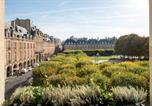 Hôtel 4 étoiles Bagnolet - Cour des Vosges-3