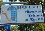 Hôtel Ville métropolitaine de Bologne - Hotel Triana e Tyche-2