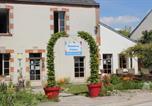 Hôtel Loir-et-Cher - Chambres d'hôtes d'Ustaux des Pins-1