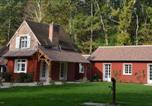Hôtel Theillay - Maison canadienne-4