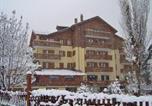 Hôtel Villarodin-Bourget - Hotel Bucaneve-1