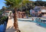 Camping Provence-Alpes-Côte d'Azur - Camping Sunissim La Vallee Du Paradis-1