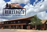 Hôtel Panguitch - Americas Best Value Inn & Suites Red Ledges Inn-1