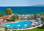 Village vacances Grèce - Grand Bleu Beach Resort-3
