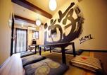 Hôtel Japon - Kyoto Guest House Hannari-1