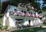 Hôtel Paysage culturel de Hallstatt-Dachstein - Salzkammergut - Pension Alpenhof-1