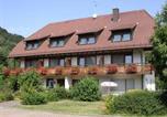 Hôtel Badenweiler - Gasthaus - Hotel Zum Hirschen-1
