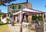 Location vacances Le Pouget - Quaint Holiday Home in Belarga with Pool-1