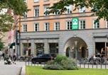 Hôtel Stockholm - Wasa Park Hotel-4