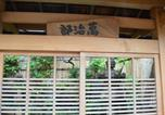Hôtel Ōtsu - Yadoya Manjiro-2