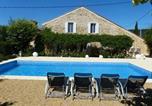 Location vacances Camaret-sur-Aigues - Villa Chemin de la d'Hugue-2