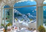Location vacances Positano - Positano Villa Sleeps 12 Pool Air Con Wifi-1