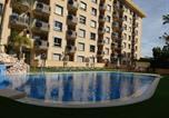 Location vacances Fuengirola - Apartamento En Mediterráneo Real, Los Boliches, Fuengirola-4