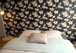 Hôtel Saint-Pair-sur-Mer - Chambre hotel Esprit Marine - Flora 2 personnes-1