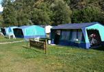 Camping avec Piscine couverte / chauffée Suisse - Camping Simplonblick-2